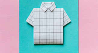 Image of A folded shirt